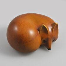 Lisa Larson Gustavsberg Sweden - Fuchs - Fox - Skansen - Pottery Sculpture Figur