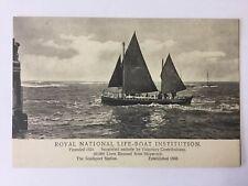 Royal National Life Boat Institution. Postcard 705