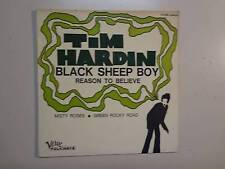 "TIM HARDIN: Black Sheep Boy +3-France 7"" 196? Verve Folkways 519 904 Mono EP PCV"