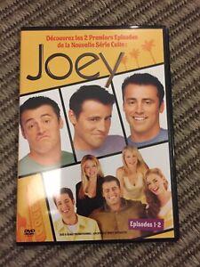 DVD - Serie Joey (promotionnel)
