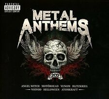 Metal Anthems Angel Witch Motorhead Venom Blitzkrieg Voivod Helloween Atomkraft