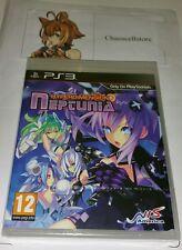 Hyperdimension NEPTUNIA RPG MOE PS3 Nuovo Sigillato UK PAL Gioco Sony Playstation 3