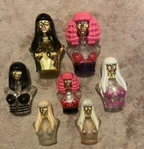 Nicki Minaj full perfume Collection