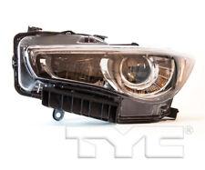 TYC NSF Left Driver Side LED Headlight for Infiniti Q50 2014-2017 Models
