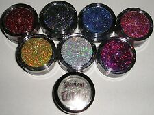 Cosmetic Holographic Eye Shadow Glitter ~ Compares to 3D Glitter- 5 gr. jar