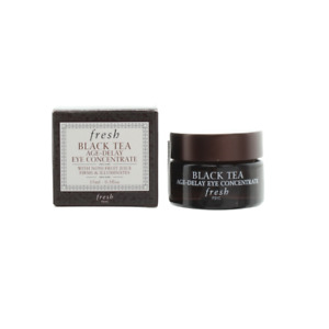 Fresh Eye Serum Black Tea Age Delay Eye Concentrate 15ml Anti-Ageing Eye Cream