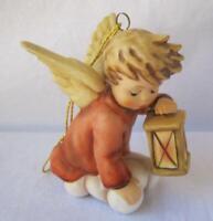 Hummel Goebel ANGELIC GUIDE ANGEL Porcelain Ornament Germany Mother's Day GiftGi