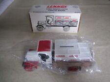 Ertl Lennox 1925 Kenworth toy Tanker truck crate Bank