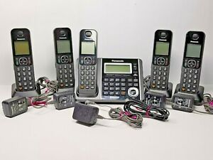 Panasonic KX-TGF370 Bluetooth 5 Home Phone Set Answering Machine PNLC1040