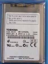 "Toshiba MK1235GSL 120 GB  4200 RPM 1.8"" (HDD1J01) Hard Drive For HP Elitebook"
