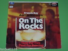 Francis Bay and his orchestra-on the Rocks-CAROSELLO LP