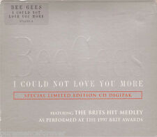 BEE GEES - I Could Not Love You More (UK Special Ltd Ed 3 Tk CD Single  Pt 2)