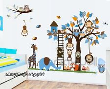 Living Room Boy Wall Decals Stickers