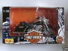 new in orig HD box--1994 to 1998 Harley-Davidson FLHR Road King bike w/hard bags