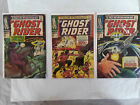 Ghost Rider #5 6 7 Marvel Western 1967 Ungraded