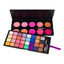 Coastal Scents 42 DOBLE Stack Brillo Sombra De Ojos y Blush Paleta