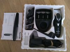 PANASONIC Professional Hair Clipper ER1611 K - Used ONCE! Excellent Condition!