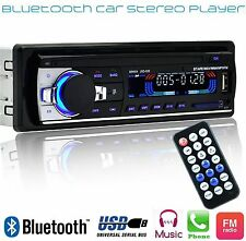 Car Bluetooth Radio Stereo Head Unit Player MP3 USB SD AUX-IN FM IPod Latest!
