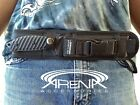 Horizontal Concealed Carry Fixed Blade Knife G10 Handle 5mm Thick Bushcraft EDC