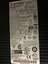 Motorola 50-14000-241R Ac Power Adapter Supply For 4-slot Crd4000 series, 12V 9A