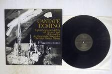 TORSTEN NILSSON CANTATE DOMINO ATR ATR 002 German VINYL LP