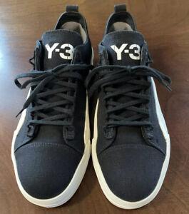Adidas X Y-3 Yuben Low  Size 8.5 Black/White Rare