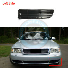 Left Front Bumper Lower Fog Light Grille Fit For AUDI A4 A4 Quattro B5