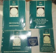 Service & Repair Manuals for Ford Mustang for sale   eBay