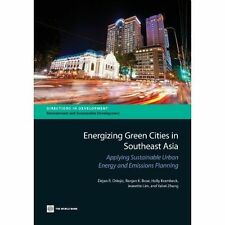Energizing Green Cities in Southeast Asia: Applying Sustainable Urban Energy and