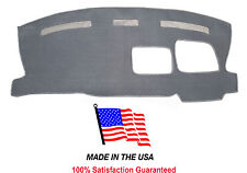 2003-2014 GMC Van Savana 2500 Gray Carpet Dash Board Dash Cover Mat Pad CH66.1-0