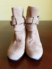 Woman Fashion Brand Sexy Cross Bandage Boots Spring and Autumn  EU 40 US 9.5
