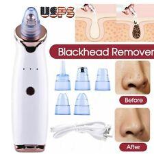Pro Comedone Vacuum Pore Cleaner Blackhead Remover Electric Acne Machine Beauty