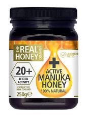 Il vero miele CO.. Active Manuka Miele 20 + 250g