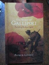 The Spirit of Gallipoli Birth of a Legend Book