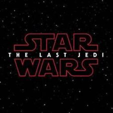 John Williams - Star Wars: The Last Jedi - OST - New CD Album - Pre Order- 15/12