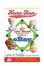 4th 100 Best Things I've Sold on eBay Book Home Run Dralle How to Sell NEW Story
