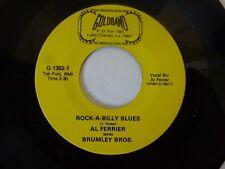 AL FERRIER 'ROCK-A-BILLY BLUES' USA GOLDBAND ROCKABILLY COUNTRY ROCKER MINT