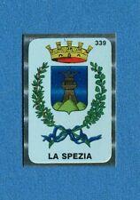 TUTTA ITALIA 1985 -FOL-BO- Figurina-Sticker n. 339 - LA SPEZIA STEMMA -New