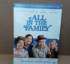 All in the Family Complete Season 2 Second DVD Carroll O'Connor