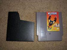 Wolverine (Nintendo Entertainment System, 1991)