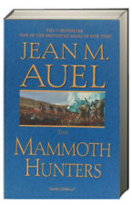 Earth's Children Book 3 : The Mammoth Hunters by Jean M. Auel (Trade Paperback)