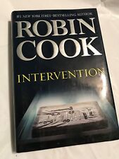 First Edition 1st Printing  Like New  2009  INTERVENTION  Robin Cook  Thriller