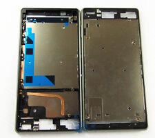 OEM Case Middle Frame telaio SONY XPERIA Z3 D6653 D6643 D6603 + STRUMENTI ARGENTO