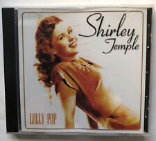 Shirley Temple 'Lolly Pop' Import CD (2005) Brand New Sealed - Rare! - Fast Ship