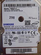 250 Go Samsung hm251ji/son   2008.10   PCB: Mango rev.03 #298