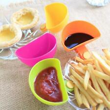 KIT di strumenti da cucina Ciotola Clip 4psc/Set per salsa di pomodoro ZUCCHERO SALE ACETO RF