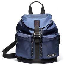 NWT Calvin Klein Ballistic Nylon Backpack Navy