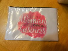 Perfectly Posh (new) I AM A WOMAN WHO OWNS A BUSINESS BAG