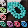 Round Charms Glass Loose Spacer Beads 4mm 6mm 8mm 10mm DIY Jewelry Findings