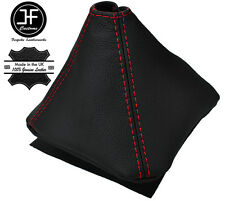 RED STITCH MAIN GEAR GAITER SLICK SHIFT LEATHER FITS LAND ROVER SERIES 2A 3